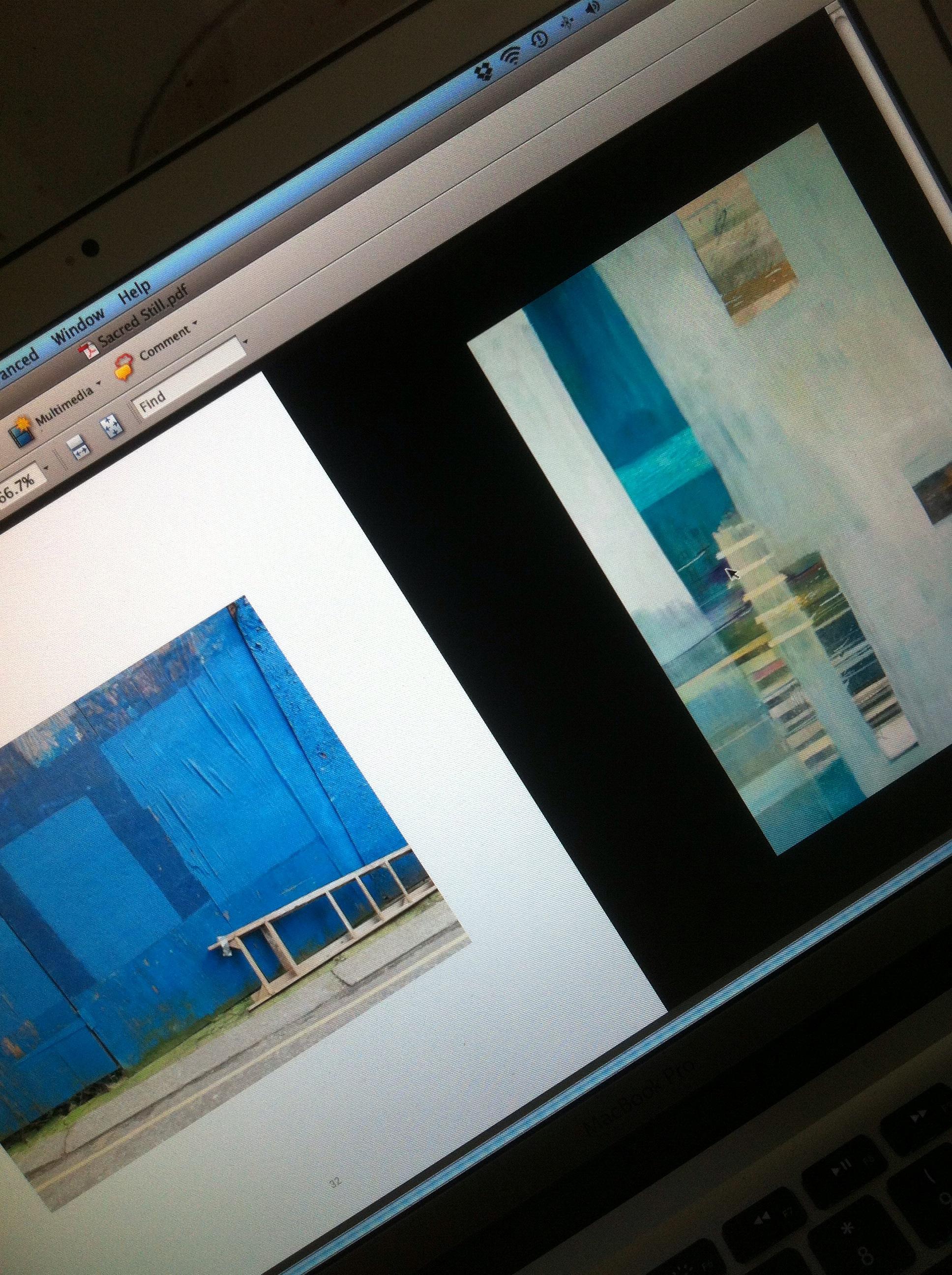 Sacred Still, design production design